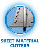 Sheet Material Cutters - Excalibur 1000